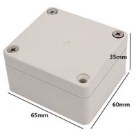 Wholesale 3 PC x58x35mm Waterproof Plastic Electrical Junction Box Switch Connection Case VEC50 P50