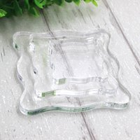 album project - Clear Acrylic Block for DIY scrapbooking photo album Decorative Stamps Paper Projects