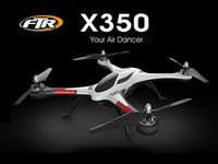 aircraft stunts - 2016 New Version S15955 XK X350 CH Axle D STUNT RC Drone UAV G Mode RC Quadcopter FPV Air Dancer Aircraft m Control Distance