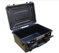 Wholesale Tool case toolbox Impact resistant sealed waterproof safe empty case435x343x150mm security tool equipment encosure trolley case