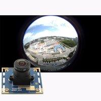 Wholesale USB video camera board mp mm fisheye lens X1080 MJPEG fps OV2710 degree USB surveillance camera