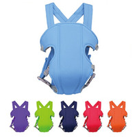 Wholesale 6 Colors Multifunction Breathable Baby Carriers Months Unisex Infant Comfortable Sling Backpack Newborn Pouch Wrap