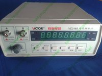 Wholesale VC3165 Top Quality Hz GHz Precision Frequency Meter Frequency Counter