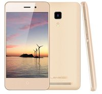 Wholesale In Stock Leagoo Z1 MTK6580M Quad Core G Smartphone quot IPS MB RAM GB ROM Android OS MP GPS Dual Sim WCDMA CellPhone