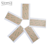 Wholesale Neitsi Sheets Double Sided Adhesive Tape For Skin Weft Human Remy Tape Hair Extensions Super Blue White M Replacement Tape