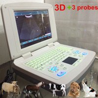 animal ultrasound - 3D notebook veterinary ultra sound machines scanner animal ultrasound equipment echographe laptop