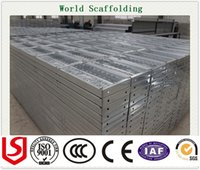 Wholesale Scaffolding planks used for construction Galvanized Metal Steel scaffolding plank