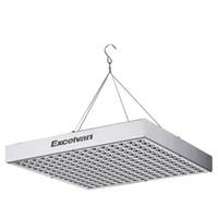 Wholesale Excelvan full spectrum LED Grow Lights W True Watt LED Grow Lights USA Stock Local Fast shipping Duty Free lt no tracking