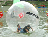 Wholesale WATER WALKING BALL WALK ON WATER BALL PLAY EQUIPMENT