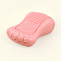Wholesale 50pcs DOULEX small foot massager massager Usb battery charging dual function ROHS certification without battery