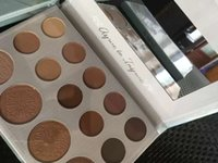 best eye highlighter - In stock BH COSMETICS Carli Bybel Color Eyeshadow Highlighter Palette Eye Shadow Best quality
