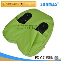 Wholesale SUNMAS Massager Health Care SM9266 Multifunctional Shiatsu Massager On Chair Sofa Magic Foot And Back Massager