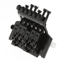 Wholesale Guitar Tremolo Bridge Double Locking Systyem Black Floyd Rose Lic Licensed under Floyd Rose Pats