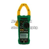 Wholesale Mastech MS2115A True RMS DIGITAL DC AC CLAMP METERS Multimeter Amp Voltage R HZ