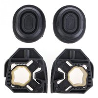 Wholesale Upper Lower Radiator Pads Mount For AUDI TT A3 VW Passat Jetta Golf GTI Tiguan Eos