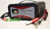 battery charger application - 2AMP AMP Dual Battery V V Volt Charger with Over charging Protection for most auto RV and Commercial Application charging