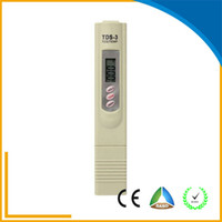 auto tester price - High Quality Auto off function Tds Meter Hold with factory price Metal Materials Measuring Water Tester