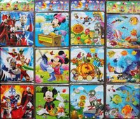 Wholesale Educational toys puzzles grams of high quality cardboard jigsaw puzzle for children cm puzzle has a variety of patterns