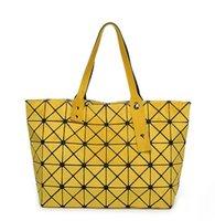 Wholesale Hot Sale Women Fashion BAOBAO Bag Geometry Matt Surface Folding bags handbags women famous brands