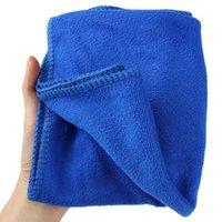 Wholesale New High Quality Microfiber Car Cleaning Washing Cloth cm cm HA10445