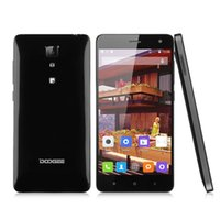 android phone dual - Original Doogee Hitman DG850 Smartphone Inch HD IPS Android Mt6582 QuadCore G Mobile Phone MP CAM GB RAM GB ROM