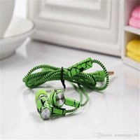 bass earpiece - NEW high quality crack universal earphone cloth rope earpieces stereo bass MP3 music headset with mic let phone for cellphone MP3 MP4 EM