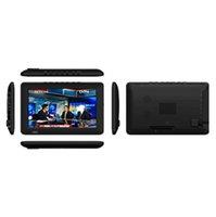 Portable tvs - PORTABLE TV WITH DVB T2 PORTABLE PC DVB T2 SET TOP BOX MSTAR T01 CHIPSET TV PLAYER DIGITAL TV M901