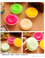 Wholesale Toothed comb lazy gripper head scratching shampoo comb circular comb brush head massage shampoo massage claw