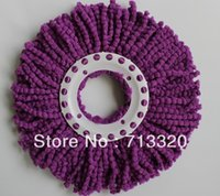 Wholesale household cleaning accessories spin mop head mop accessories mop parts magic mop
