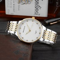 band collection - New Arrival Slim Collection Fashion Simple Dial Crystal Badace Women Luxury Steel Band Quartz Watches