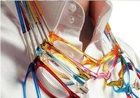 Wholesale 100pcs fashion Folding Magnets magnifying reading glasses magnetic Front Connect unisex eyeglasses hang folding quality reader D973