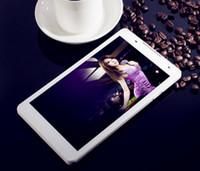 NNerlmay N2016 8 pouces tablette 4G téléphone IPS LCD A53 Quad Core 1.3GHz MT8735 fente tablette Android de carte SIM