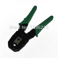 Wholesale Cable Tester Crimp Crimper Rj45 Cat5 Cat5e Connector Plug Meter Network Cable Network Tool Set kits