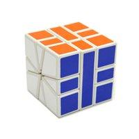 advanced shapes - Square One Strange shape Magic Cube Professional Training Gaming Puzzle Cubes Kid Intelligence Advanced develop Speed Cube Toys
