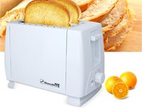 Wholesale 2016 mini files temperature control nutritious breakfast White machine toaster V for kitchen home