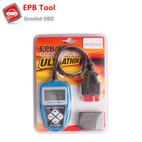 electronic parking tool Canada - Wholesale-Buy Quality New Electronic Park Brake (EPB) tool EP31 Free Shipping