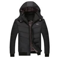 Wholesale Fall Size XL XL XL Winter Jacket Men Famous Brand Clothing Thicken Long Warm Parka Jacket Men Chaqueta Hombre Marca Famosa DJ019