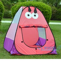 Wholesale New Arrival Large children s play tent portable magic house toy baby princess house marine ball game house