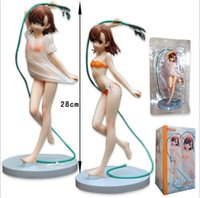 best summer toys - Summer Sexy Bikini Action Figures Decoration Toys Sexy Adult Anime Figure PVC Model Furnishing Artcles Kids Best Christmas Gifts