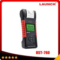 asia japanese - 100 Original Launch BST Battery Systerm Tester tool support Asia Pacific Europe and America BST760 Multi language In stock