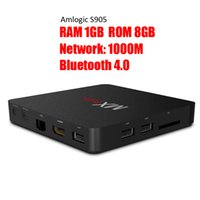 apk online - Amlogic S905 Media Streaming Box MX PLUS Android Smart TV Box Support XBMC Kodi Google Play APK installed Online