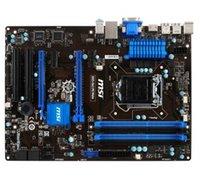 Wholesale MSI B85 G41 PC Mate Motherboard Intel B85 LGA