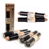 Cheap NYX NY Wonder Stick Best 4 colors available cream Highlight and contour stick