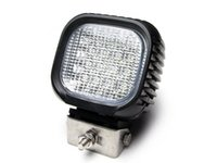 Cheap Flood/Spot square led work light Best 3800lm 5 off road led work light