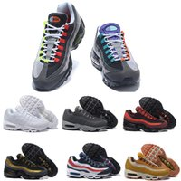 Cheap Hot Sale Air 95 OG QS Max Sport Shoes For Men, Cheap Man Greedy Air Running Shoes Boy Retro Max 95 Sport Shoes Trainer Sneakers