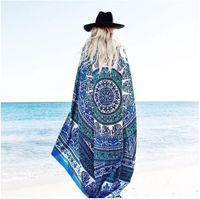 amazon scarves - 2016 European Wind New Pattern Sandy Beach Of Cloth Shawl Summer Amazon dresses pashima blanket literary scarf dress Printing dyeing
