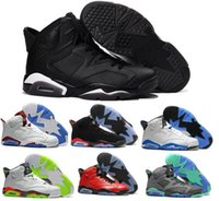Wholesale New Retro VI Basketball Shoes Low Men Women Real Replicas Man Retro Shoes J6 VI