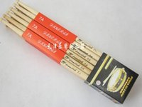 Wholesale 5a b a maple drumsticks drum