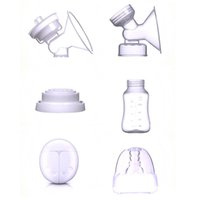 Wholesale 150ML Breast Pump Feeding Pump Baby Milk Silicon PP Material BPA Free Milk Bottle with Retail Box