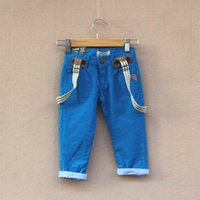 baby pants braces - Boys Pants Child Clothes Kids Clothing Baby Suspenders Spring Jumpsuit Boy Braces Suspenders Children Suspender Thouser Lovekiss C23775